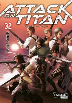 Attack on Titan Band 32