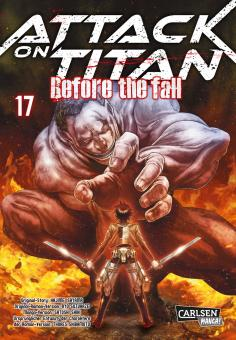 Attack on Titan -  Before the Fall Band 17