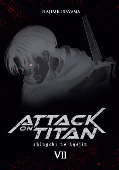 Attack on Titan (Deluxe) Band 7