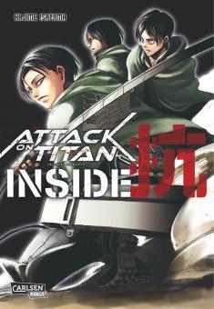 Attack on Titan Inside