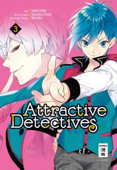 Attractive Detectives Band 3