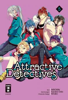 Attractive Detectives Band 5
