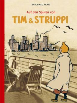 Auf den Spuren von Tim und Struppi