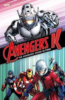Avengers K - Die Avengers gegen Ultron