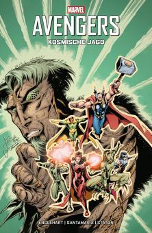 Avengers: Kosmische Jagd Softcover