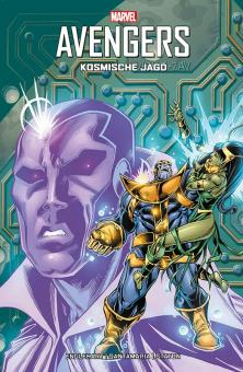 Avengers: Kosmische Jagd Hardcover