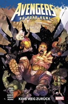Avengers: No Road Home - Kein Weg zurück
