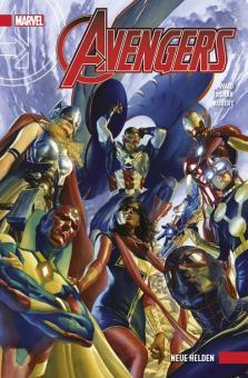 Avengers Paperback (2017) 1: Neue Helden
