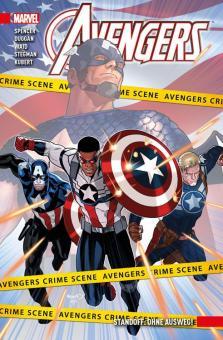 Avengers Paperback (2017) 3: Standoff - Ohne Ausweg!