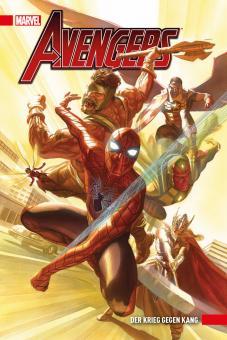 Avengers Paperback (2017) 5: Der Krieg gegen Kang  (Hardcover)