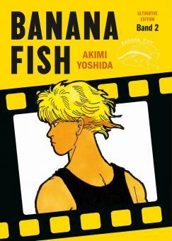 Banana Fish (Ultimative Edition) Band 2