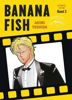 Banana Fish (Ultimative Edition) Band 3