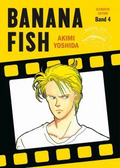 Banana Fish (Ultimative Edition) Band 4