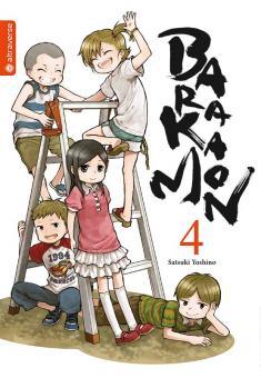 Barakamon Band 4