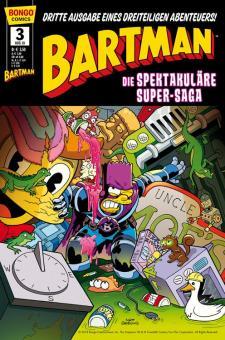 Bartman (Simpsons Comics präsentiert) 3