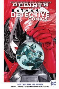 Batman - Detective Comics (Rebirth) Paperback 6: Der tiefe Fall der Batmen