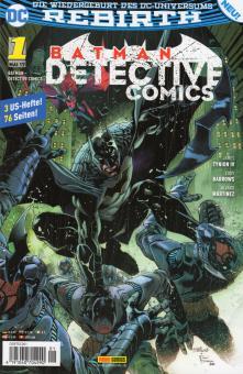 Batman - Detective Comics (Rebirth) 1