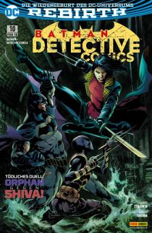 Batman - Detective Comics (Rebirth) 10