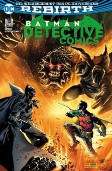 Batman - Detective Comics (Rebirth) 15