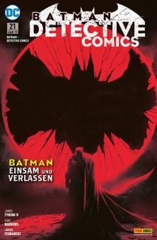 Batman - Detective Comics (Rebirth) 21
