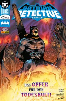 Batman - Detective Comics (Rebirth) 42