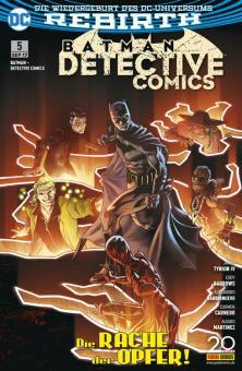 Batman - Detective Comics (Rebirth) 5