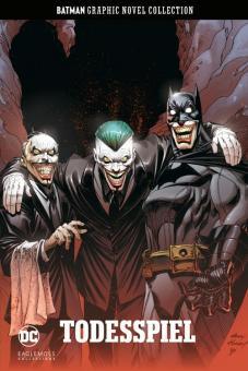 Batman Graphic Novel Collection 11: Todesspiel