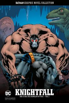 Batman Graphic Novel Collection 41: Knightfall - Der Sturz des Dunklen Ritters - Teil 2