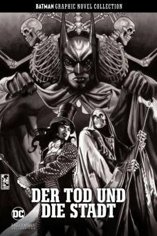 Batman Graphic Novel Collection 45: Der Tod und die Stadt