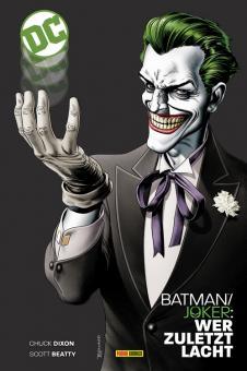 Batman/Joker: Wer zuletzt lacht Hardcover