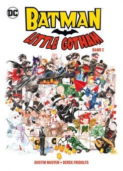 Batman: Little Gotham Band 2