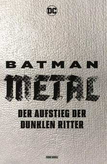 Batman Metal Der Aufstieg der Dunklen Ritter (Paperback, Hardcover)