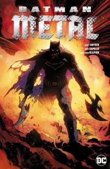 Batman Metal Paperback