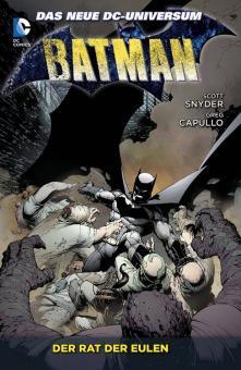 Batman Paperback 1: Der Rat der Eulen