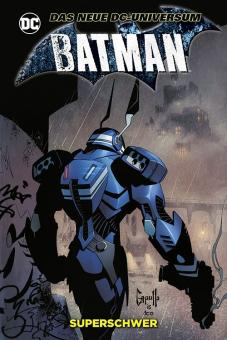 Batman Paperback 8: Superschwer (Hardcover)