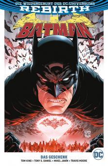 Batman (Rebirth) Paperback 6: Das Geschenk
