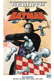 Batman (Rebirth) Paperback 7: Die Hochzeit (Hardcover)
