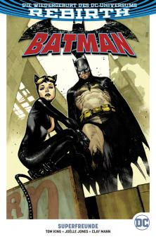 Batman (Rebirth) Paperback 5: Superfreunde