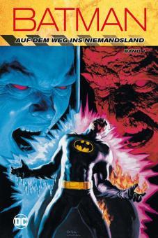 Batman: Auf dem Weg ins Niemandsland Band 1 (Hardcover)