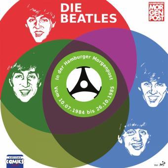 Beatles - in der Hamburger Morgenpost
