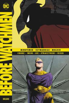 Before Watchmen Deluxe 1: Minutemen / Ozymandias / Moloch