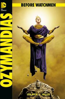 Before Watchmen Ozymandias