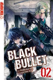 Black Bullet (Roman) Band 2