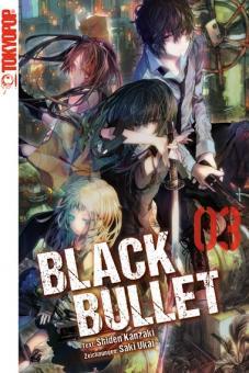 Black Bullet (Roman) Band 3