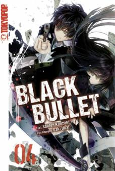 Black Bullet (Roman) Band 4