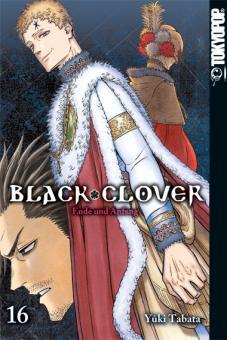 Black Clover Band 16