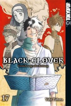 Black Clover Band 17