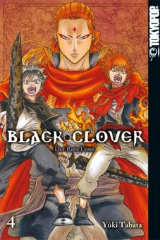 Black Clover Band 4