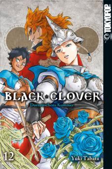 Black Clover Band 12