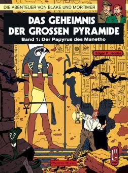 Abenteuer von Blake und Mortimer 1: Das Geheimnis der großen Pyramide: Der Papyrus des Manetho